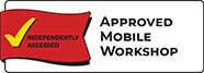 Approved Mobile Workshop AWS
