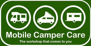 Mobile Camper Care caravan servicing