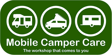 Mobile Camper Care motorhome and caravan servicing